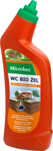 Microbec WC Bio Żel 750ml
