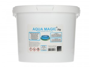 Aqua Magic® 6w1 - Chlor Granulat - do Basenu - 5kg