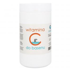 Witamina C do Basenu 1kg