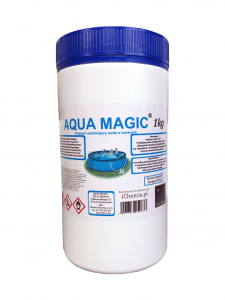 Aqua Magic 6w1 - Chlor 1kg