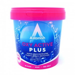 ASTONISH OXY -PLUS 1KG Uniwersalny Odplamiacz do Prania